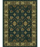 RugStudio presents Radici Usa Castello Series 460 Royal Blue Machine Woven, Good Quality Area Rug